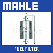 Mahle Fuel Filter KL86 - Fits Fiat, Lancia - Genuine Part