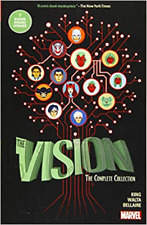 Vision: The Complete Collection,