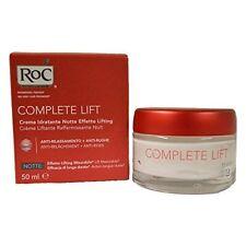 ROC COMPLETE LIFT Sollevamento altamente nutriente, crema notte 50ml. NUOVO E Inscatolato