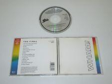 WHAM!/THE FINAL!(EPIC CD EPC 88681) CD ALBUM