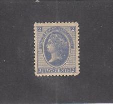 P.E.I. (MK5311) # 12  VF-MNH   2cts  1872  QUEEN VICTORIA / ULTRAMARINE  CV $150