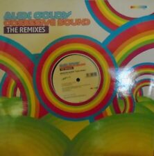 "ALEX DOLBY ~ Obsessive Sound REMIXES ~ 12"" Single PS ITALIAN PRESS"
