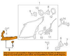Cadillac GM OEM 10-16 SRX Headlight Head Light Lamp-Lower Bracket Right 25776399