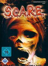 S.C.A.R.E Scare - Gänsehaut-Horror-Adventure für Pc Neu/Ovp