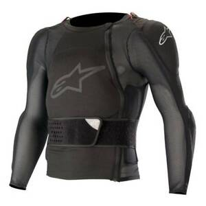 Alpinestars Sequence Black Long Sleeve Jacket