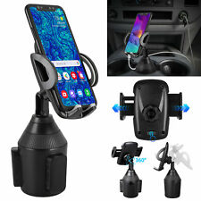 Universal 360° Adjustable Car Cup Holder Stand Gps Cradle Mount for Cell Phone