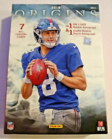 OPEN 2019 Panini Origins football hobby box ( READ DESCRIPTION )