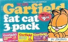 The Second Garfield Fat Cat 3 Pack Davis, Jim Paperback