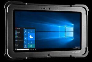 "Xplore iX101B1 10"" Rugged Tablet Toughpad Toughbook 4GB RAM 128GB SSD Windows10"