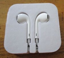 WIRED EAR BUDS / HEADPHONES APPLE SAMSUNG WHITE NEW