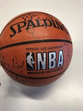 1991-92 Los Angeles Laker signed Ball
