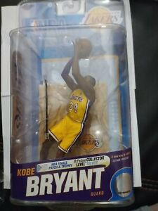 2011 McFarlane's SportsPicks Kobe Bryant Action Figure Chase 857 Of 1000