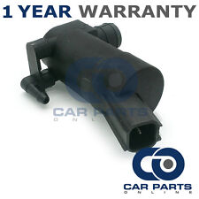 FOR VOLVO S60 (2004-2015) FRONT SINGLE OUTLET WINDSCREEN WASHER PUMP