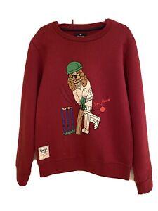 Hackett London Boys Classic Crew Y Sweater