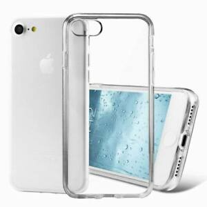 Clear case for Apple iPod Touch 6 5 7 th GENERATION Silicone Tpu Gel back iphone