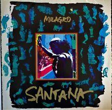 Santana - Milagro (LP) (G/G)