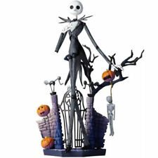 "7"" The Nightmare Before Christmas Jack Skellington Action Figure Toys W/Box Gift"