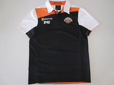 WESTS TIGERS 2015 PLAYERS POLO MENS SMALL S ONLY NEW BY BLADES MERITON XCAST