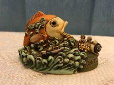 Gill the Fish # Hg3Gi Harmony Kingdom Lord Byron's Harmony Garden Chapter Iii