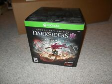 Darksiders III Microsoft Xbox One, 2018 Collector's Edition