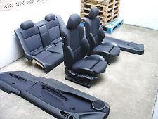 Inkl. UMBAU BMW E46 Coupe Lederausstattung Teilleder Sportsitze Innenausstattung