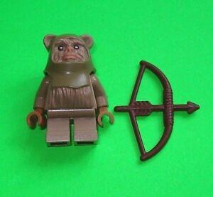 LEGO STAR WARS FIGUR ### EWOK WARRIOR AUS SET 10236 - 75097 NEU - NEW ### =TOP!