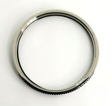 NEW STAINLESS STEEL BEZEL REPLACEMENT FOR 6309-7040 and 7002 DIVER COIN EDGE!