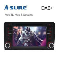 Audi A3 2003-2013 Car Radio Stereo DVD Player GPS Sat Nav Bluetooth iPod+