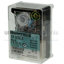 Satronic / Honeywell Oil Burner Control Box TF832 3