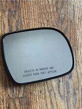 Replacement Passenger Side Convex Right RH  Mirror Glass Lens For 2004-2009 B...