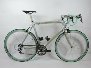 Bianchi Luna 928 Carbon 57cm Campagnolo Record Titanium Eurus Road Racing Bike