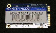 SuperTalent SG16N64SM - 16GB SSD - mSATA