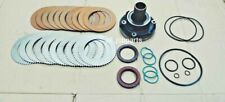 Jcb Transmission Rebuild Kit With Plates, Seals & Oem Charging Pump 20/925552