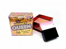 W7 HONEY QUEEN Face Contour Multi Pressed Powder Blusher Highlighter with Brush