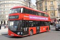 New bus for London - Borismaster LT270 6x4 Quality Bus Photo