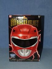 POWER Rangers la Legacy Collection Mighty Morphin Red Ranger Replica Casco-NUOVO