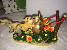 """Charming Tails """"Give It Your Best Shot"""" Signed By Dean Griff Sling Shot Friend"""