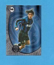 INTER CARDS 2000- numero 50- IVAN ZAMORANO -NEW