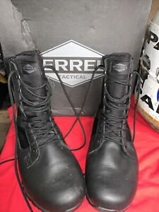 merrell tactical boots black size 10.5