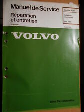 Volvo 240 1990 : schémas électriques
