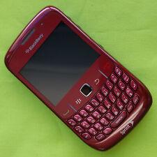 BlackBerry Curve 8530 Smartphone - (Red)