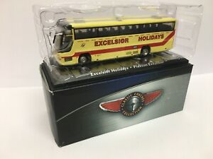 Atlas Die Cast Classic Coaches Collection 4642 111 Excelsior Holidays Plaxton