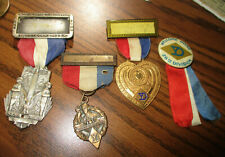 New listing Named 26th Division Mass. Veterans Medals