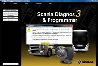 V2.27 for Scania VCI 2 SDP3 Trucks/Buses