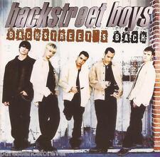 BACKSTREET BOYS - Backstreet's Back (UK 14 Tk Enh CD Album)