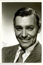 Clark Gable ++Autogramm++ ++Hollywood Legende++