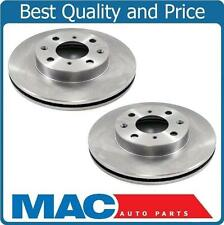 Disc Brake Rotor (2) Front Honda Civic 1999-2000 All Models, Except EX,Si