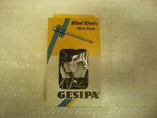 Gesipa Aluminium Blind Rivets  3.2  x  6mm  Pack Of 100