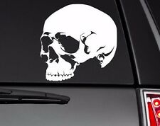 Skull Decal Sticker for Macbook Pro Air iPad Laptop Car Truck Motorcycle Decal
