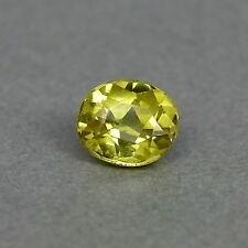 TOP CHRYSOBERYL : 1,55 Ct Natürlicher Chrysoberyll ( Alexandrite Variety )
